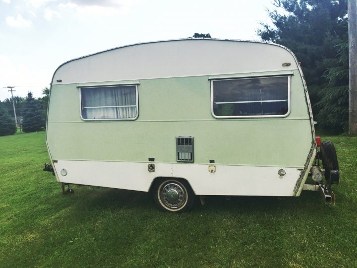 Who Doesn't Want to Own a Vintage Camper?!